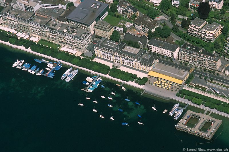 Grand Casino Luzern    Scenic Flight East And Central
