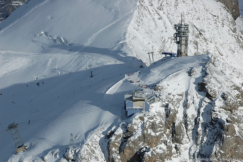 Top station Titlis