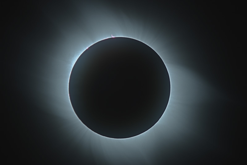 Totale Sonnenfinsternis 2006