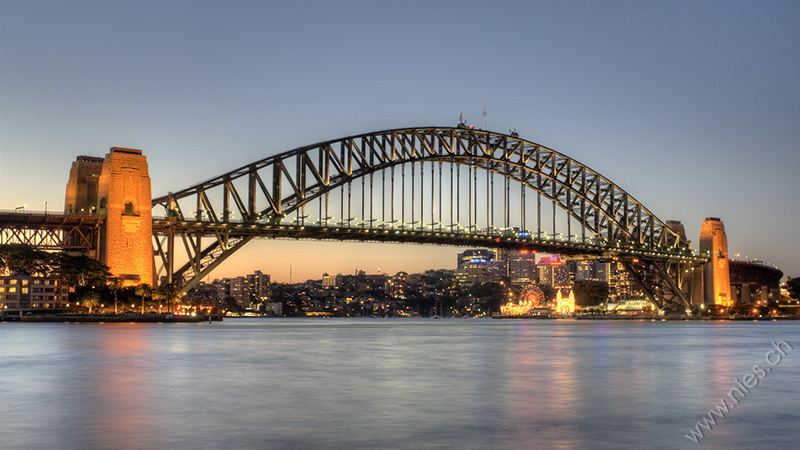 Image 112/126: Harbour Bridge, Sydney