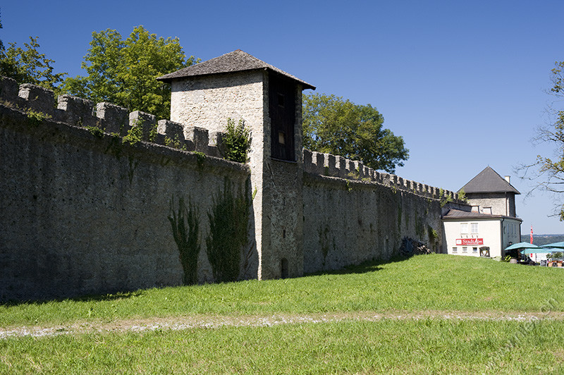 Salzburg Fortification Wall