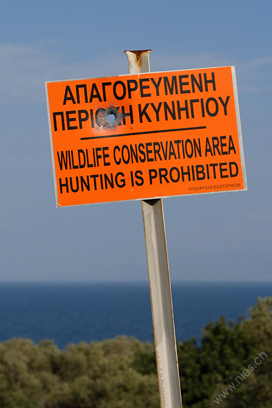 Hunting Prohibited © Bernd Nies