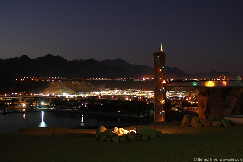 Sharm at Night