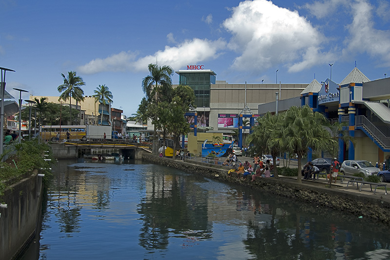 Canal in Suva