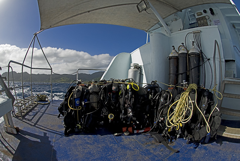 Image 37/72: Diving Equipment