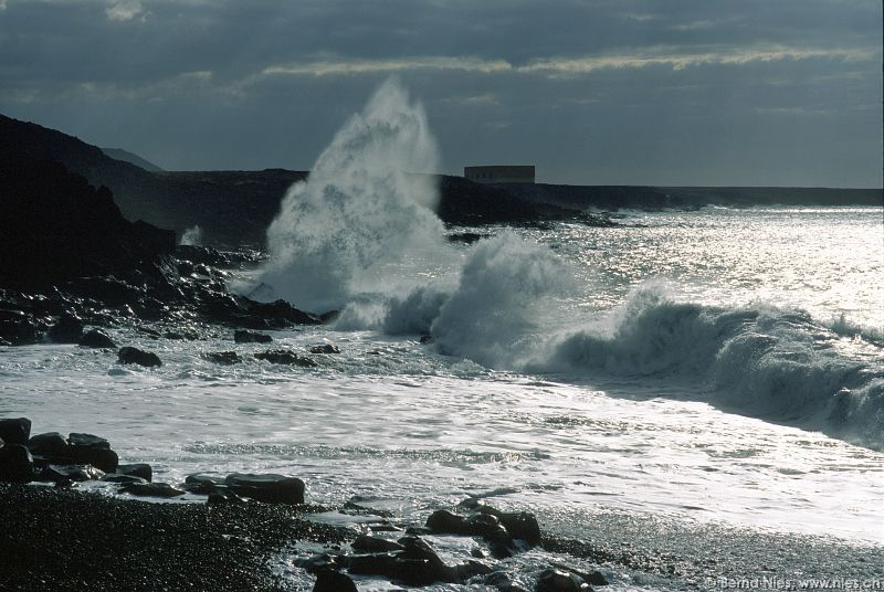 Big waves © Bernd Nies