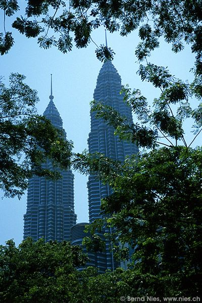 Petronas Twin Towers © Bernd Nies
