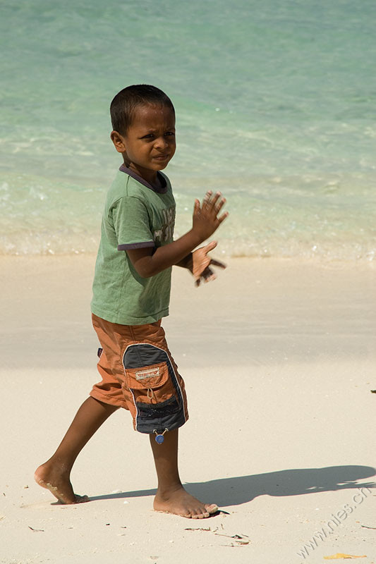 Dhangethi Child
