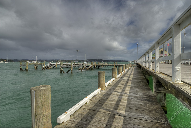 Image 8/194: Russel Jetty