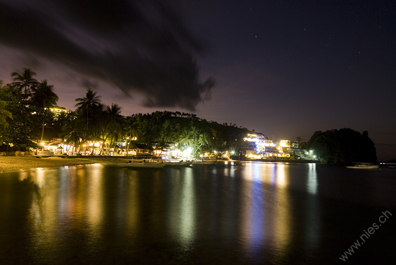 Sabang at Night