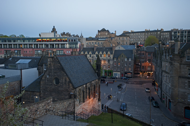 Grassmarket Square, Edinburgh