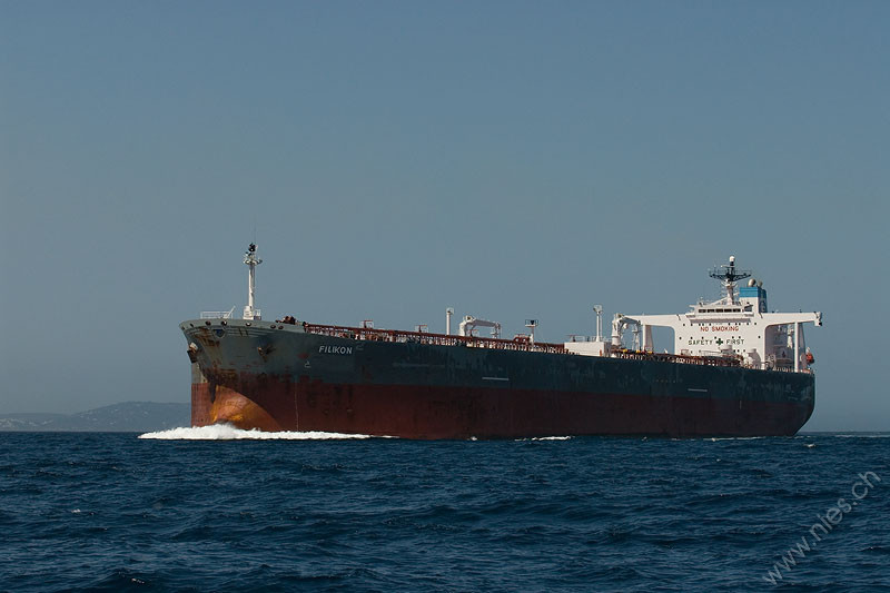 Tanker Ship Filikon