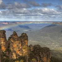 Three Sisters, Blue Mountains
