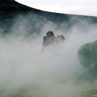 Ivan in Sulfur Steam