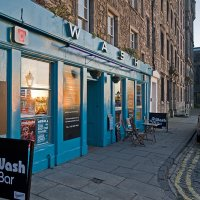 Wash Bar, Johnston Terrace, Edinburgh