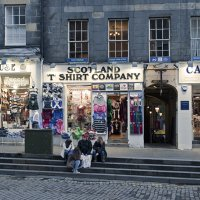 High Street, Edinburgh