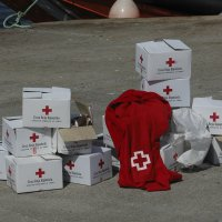 Red Cross Packets
