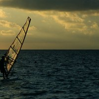 Windless Surfing