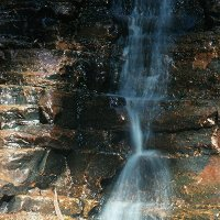 Waterfall in Grampians National Park