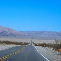 Highway Death Valley
