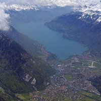 Interlaken, Lake Brienz