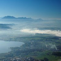 Lake Zug, Cham