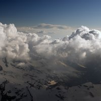 Clouds above Alps © Bernd Nies
