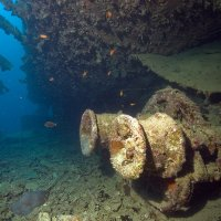 Thistlegorm Rope Winch