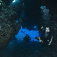 Divers at Caveentry